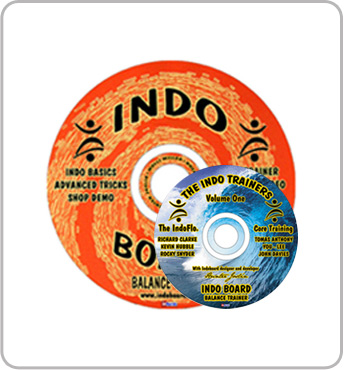Indoboard Dvd